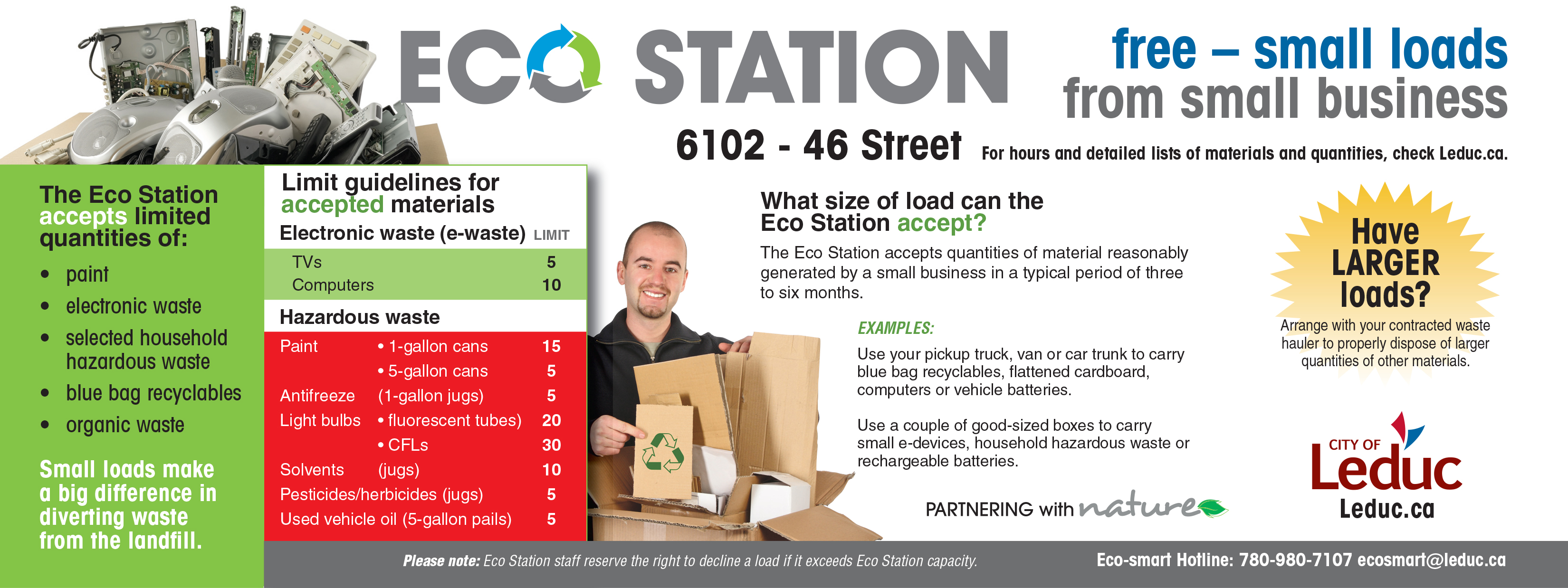 Eco Station for Business 2017