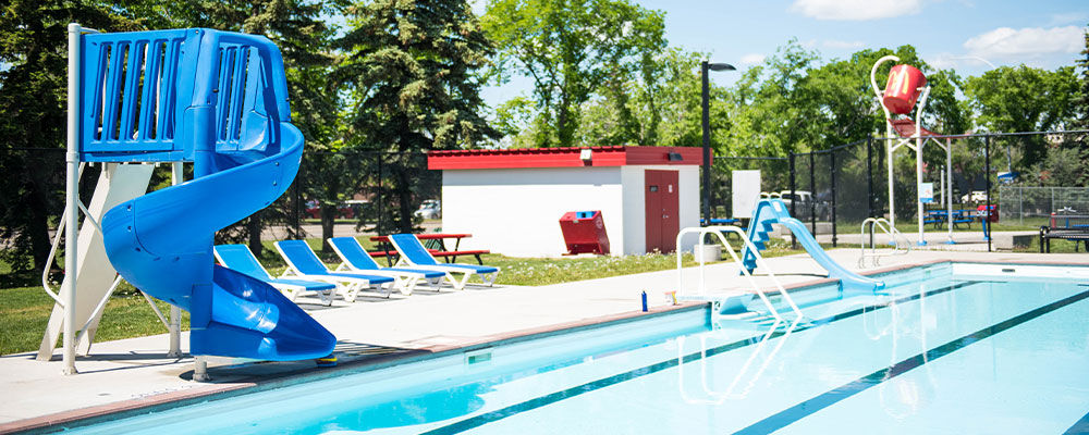 Alexandra Outdoor Pool