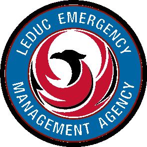 Leduc Emergency Management Agency logo