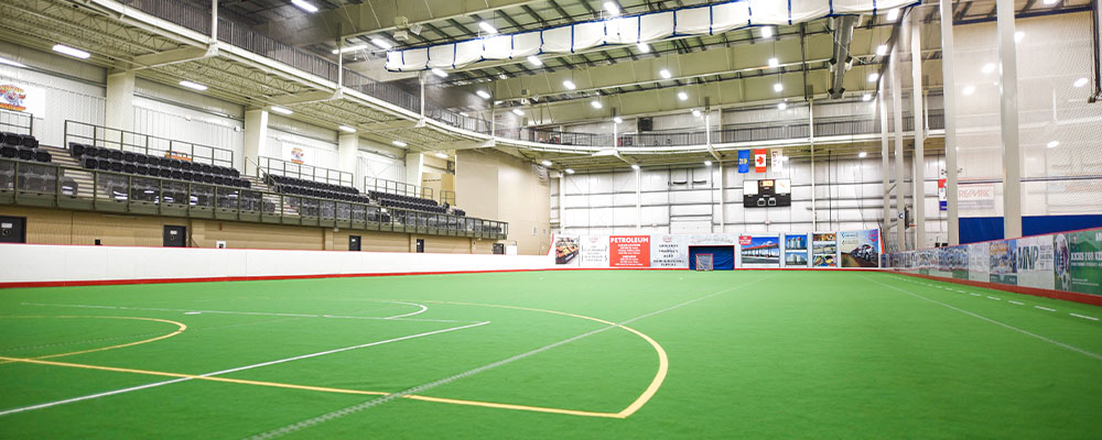 Leduc Co-Op Field House