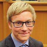 Portrait of Councillor Lars Hansen
