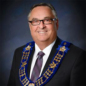 Mayor Greg Krischke Portrait