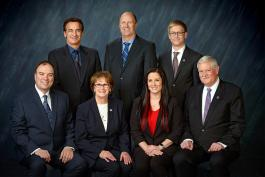 City of Leduc Council portrait