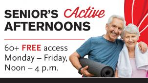Senior's Active Afternoons photo