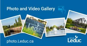 City of Leduc Photo and Video Gallery link