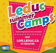 Leduc Summer Camps Ad