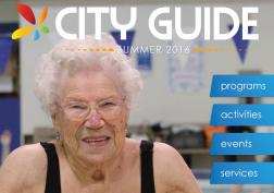 Summer 2016 City Guide cover image