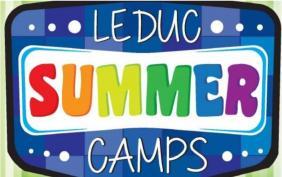 Leduc Summer Camps logo