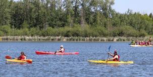 Telford Lake Kayak