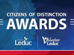 Citizens of Distinction Awards logo