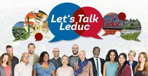 Let's Talk Leduc