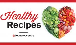 Healthy Recipes from the LRC