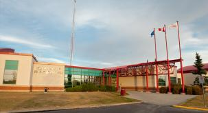 Photo of the Leduc RCMP detachment
