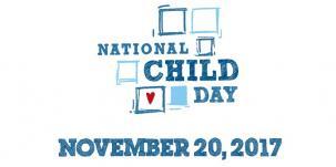 National Child Day Logo
