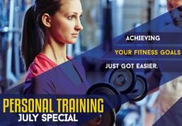LRC - Personal Training July Special