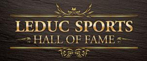 Leduc Sports Hall of Fame logo
