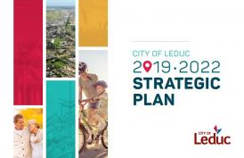 Image of the cover for the 2019-2022 Strategic Plan