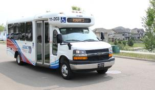Photo of Leduc Transit local route 2