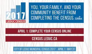 Leduc 2017 Municipal Census