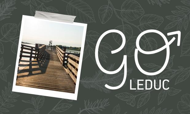 GO Leduc branding