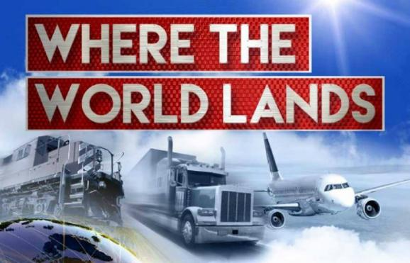 where the world lands cover image