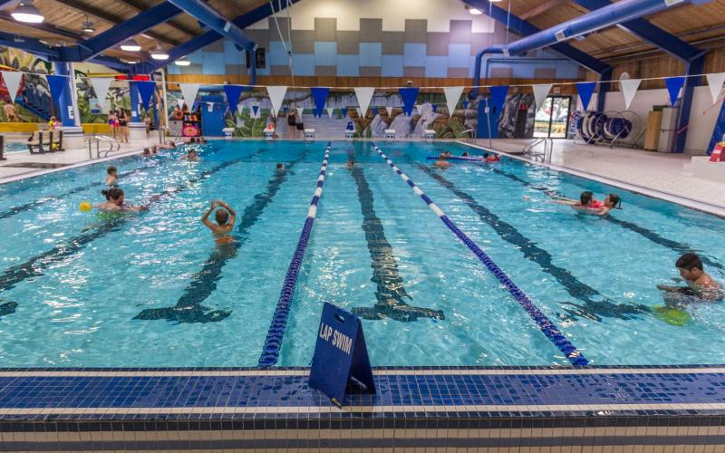 Aquatic Centre City Of Leducaquatic Centre