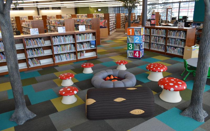 Leduc Public Library City Of Leducleduc Public Library