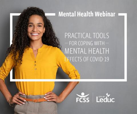 Mental Health Webinar Coping with COVID-19