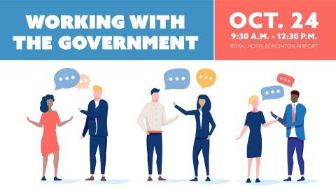Working with the Government - event image