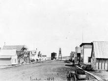Early Leduc, 1899