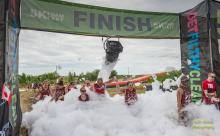 2017 - 5k foam run 11