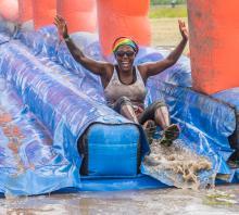 2017 - 5k foam run 15