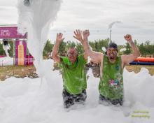 2017 - 5k foam run 19