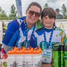 2016 - Alberta Summer Games - Volunteers