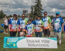 2016 - Alberta Summer Games - Volunteers 2