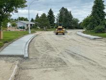 Caledonia Drive; June 18
