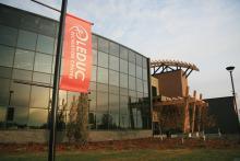 exterior photo of Leduc Recreation Centre