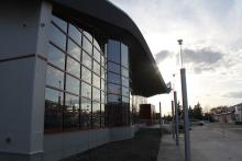 Leduc Public Library - exterior photo