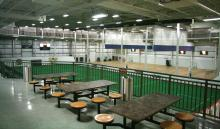 Field House at the LRC