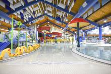 Aquatic Centre at the LRC