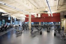 Fitness Centre at the LRC