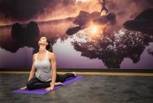 Yoga at the LRC