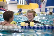 Leduc Recreation Centre - Aquatic Centre - Swim Instructor