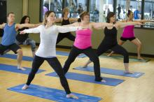 Leduc Recreation Centre - Yoga Class