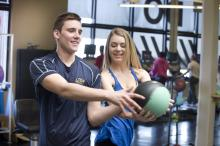 Leduc Recreation Centre - Fitness Centre