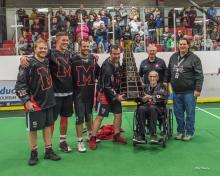 2016 - Presidents Cup Lacrosse 1