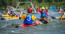 2016 - Alberta Summer Games - Canoe Polo