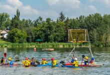 2016 - Alberta Summer Games - Canoe Polo 2