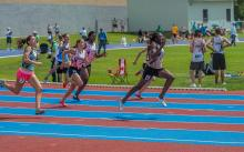 2016 - Alberta Summer Games - track