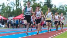 2016 - Alberta Summer Games - track 3
